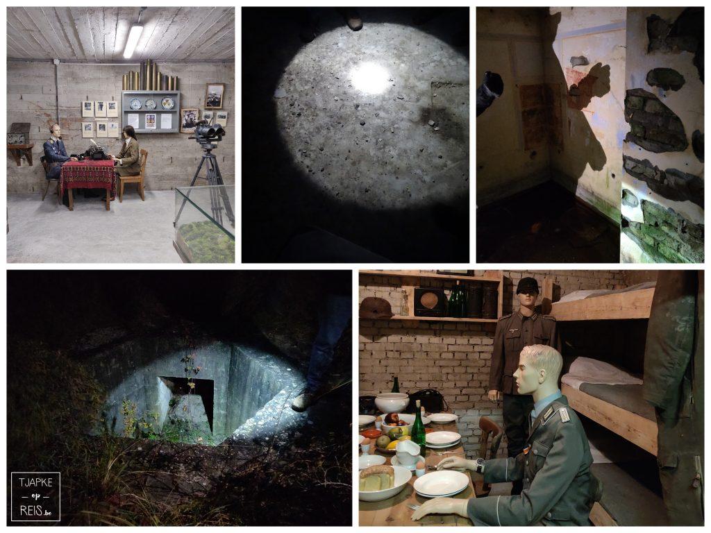 Bunkers Schiermonnikoog