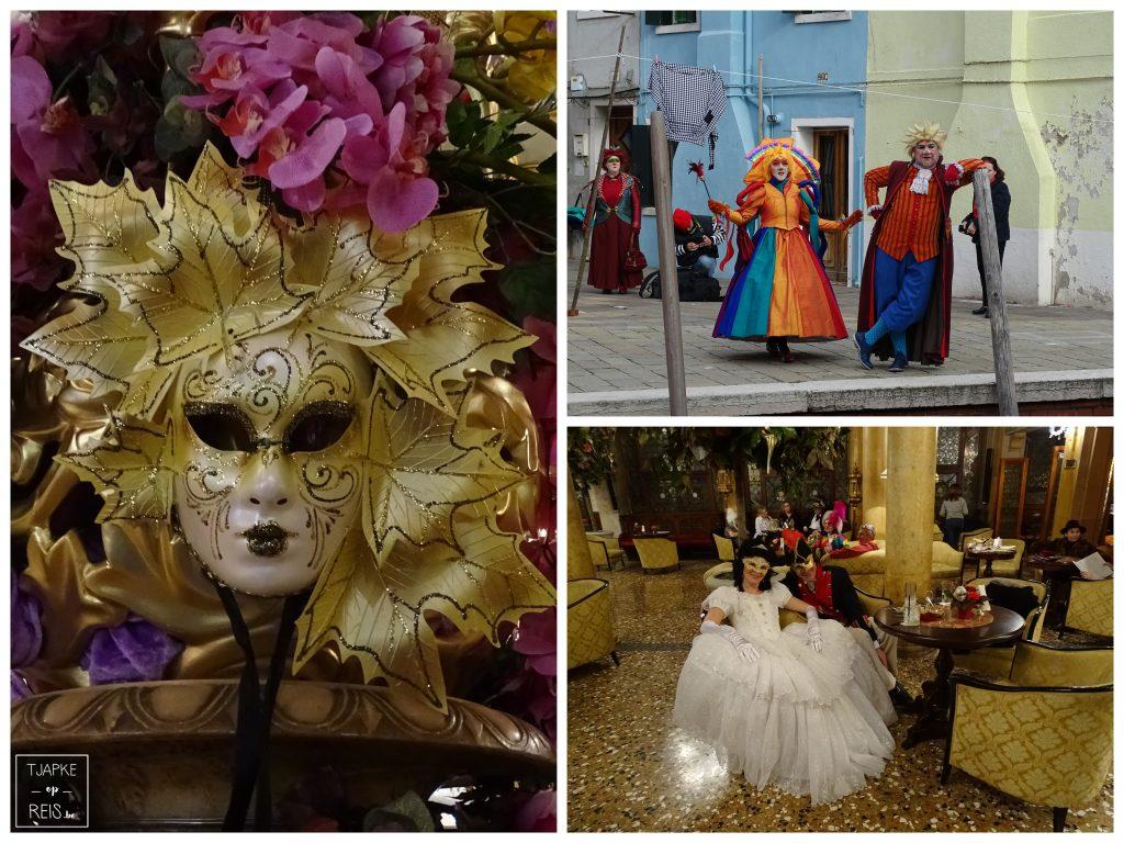Carnaval Venetië