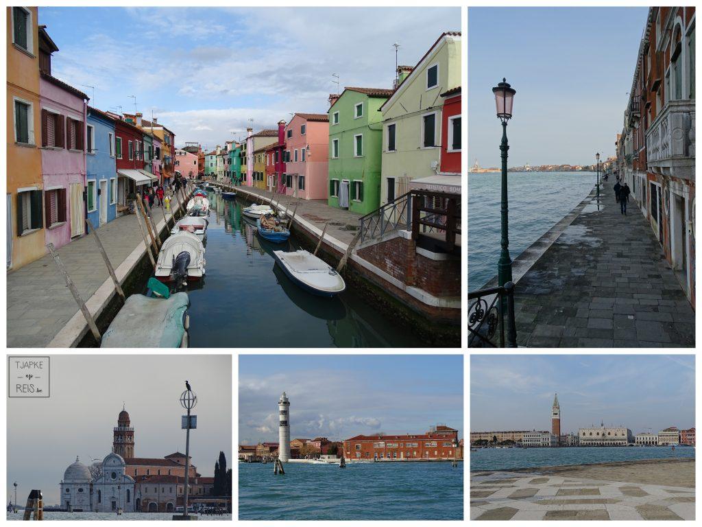 eilanden Venetië