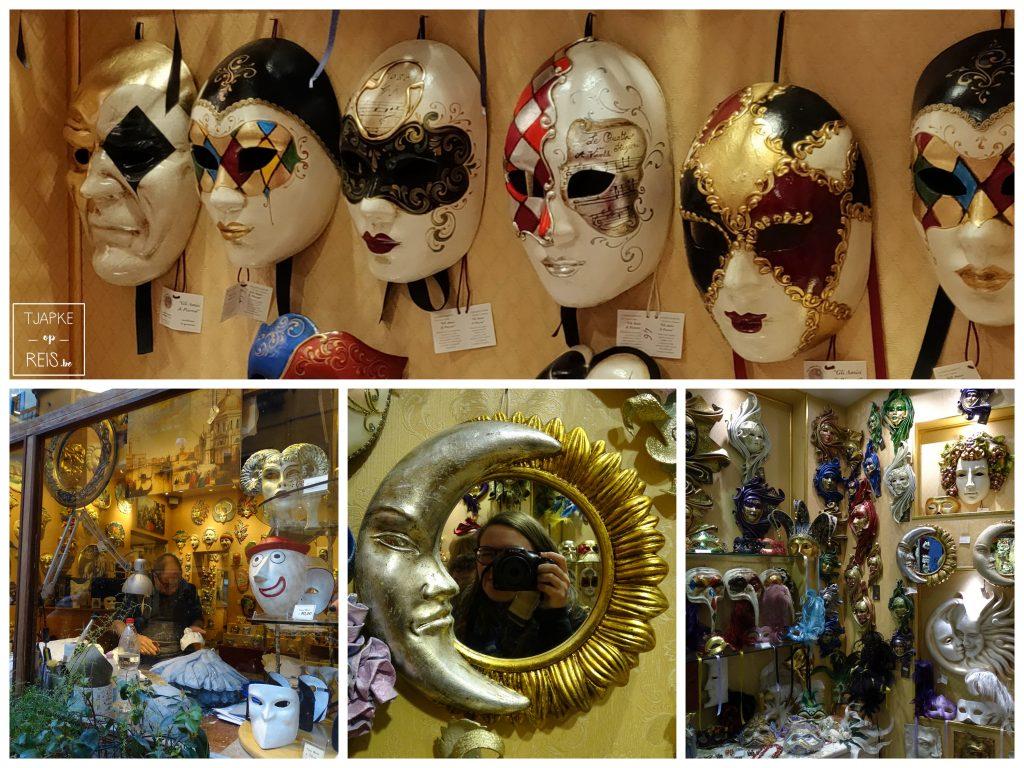 maskers Venetië