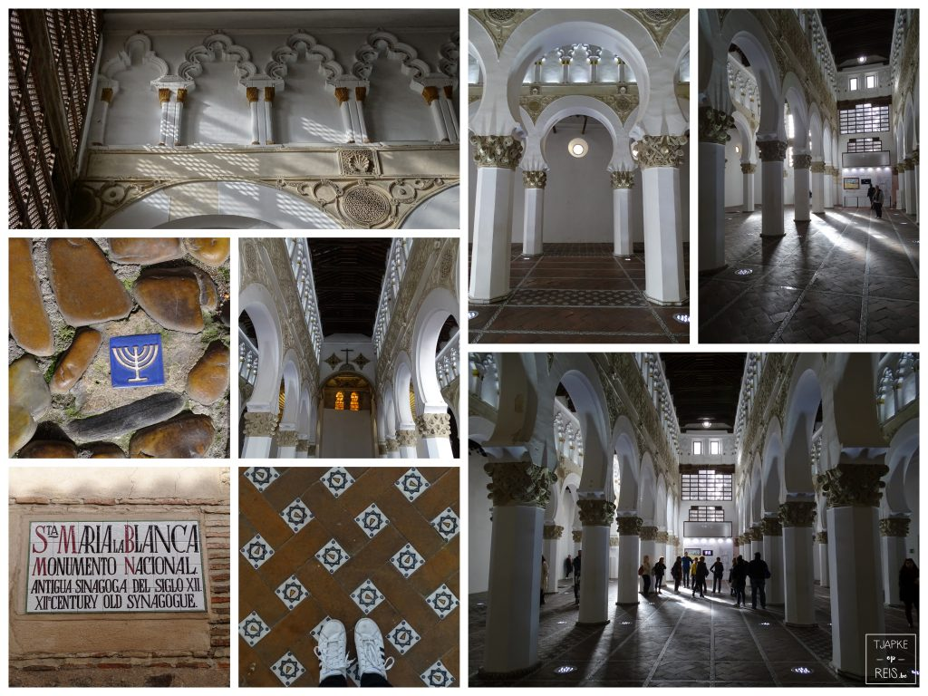Sinagoga Santa Marìa la Blanca