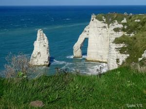 Verrassingsreis door Normandië